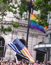 Gay Pride Parade  ゲイパレード_c0097611_1510728.jpg