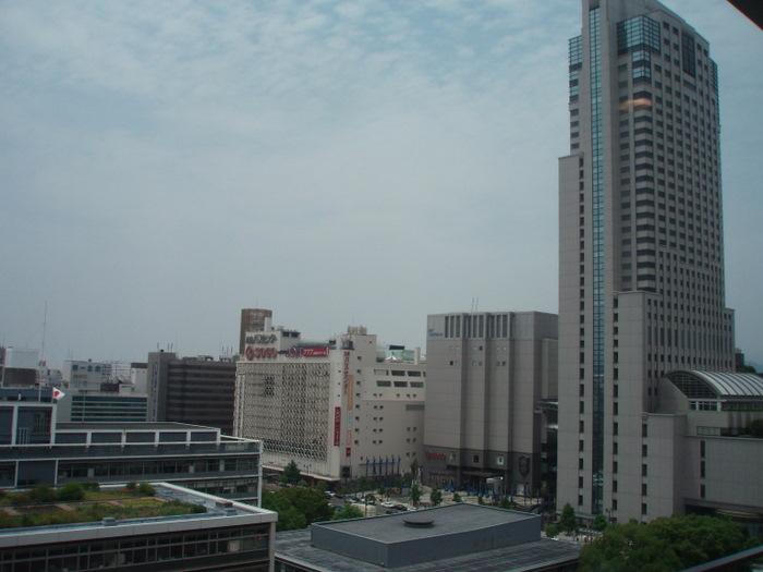 病院からの眺め。。(広島市内中心部)_c0116915_181197.jpg