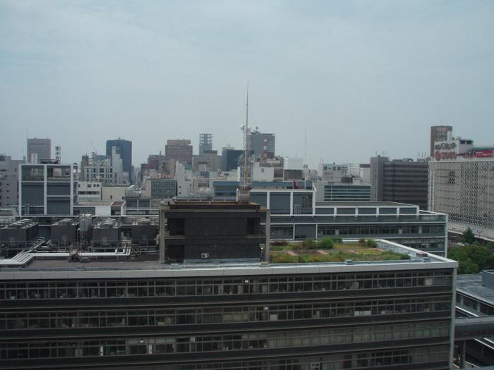 病院からの眺め。。(広島市内中心部)_c0116915_1813271.jpg