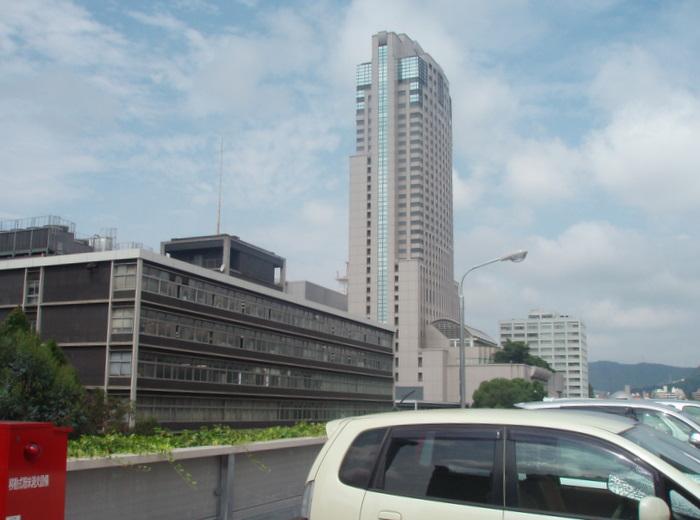 病院からの眺め。。(広島市内中心部)_c0116915_1825657.jpg