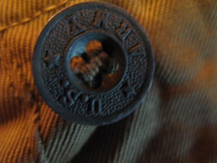 7月12日(土)入荷!WWⅡ メタルボタン チノ&ワークパンツ!_c0144020_1439478.jpg
