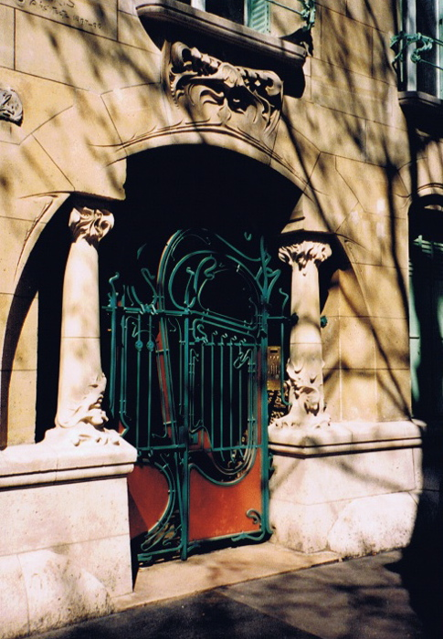 昔撮った写真 パリ no1_f0165030_11273067.jpg