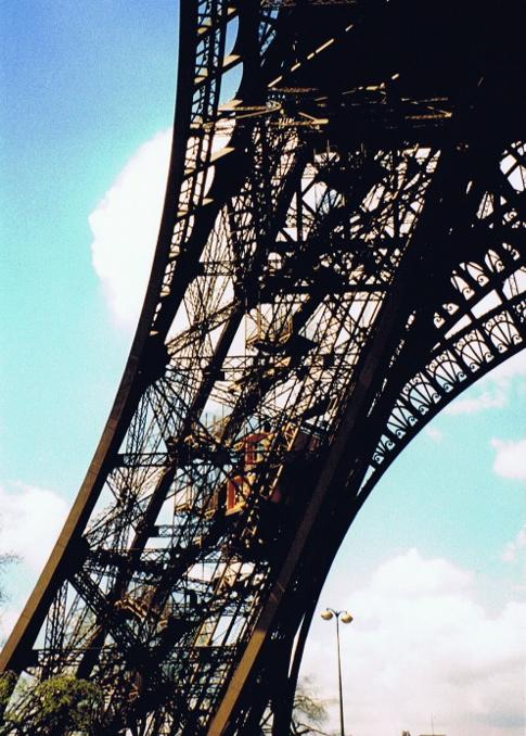 昔撮った写真 パリ no1_f0165030_11295865.jpg