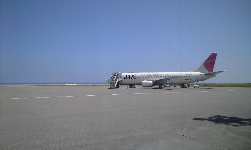 与那国空港_a0107574_11165160.jpg