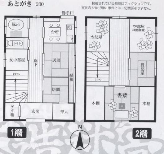 アサミ・マート『木造迷宮』~建築学的にこれってあるの???_f0030574_2331279.jpg