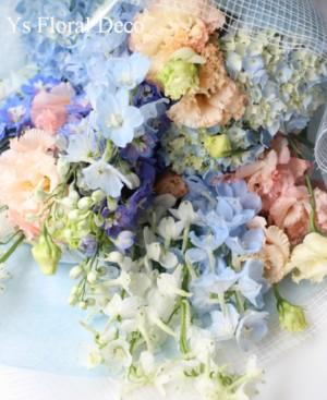 水色の花束_b0113510_1851273.jpg