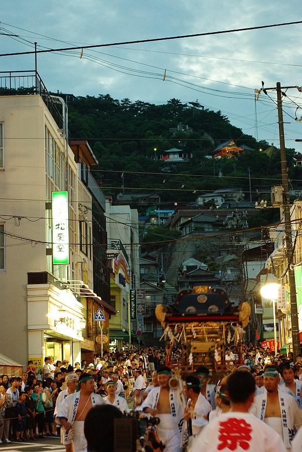 尾道 祇園祭_c0152379_846631.jpg