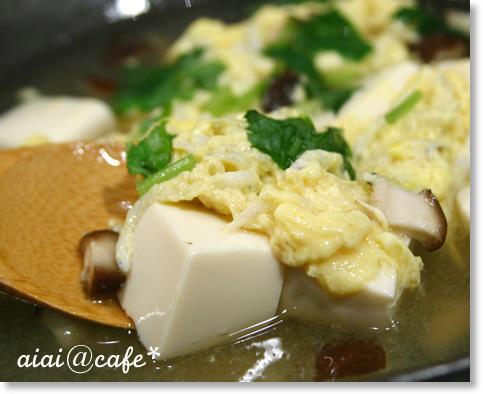 ふわふわ♪シラスと豆腐の玉子とじ_a0056451_1465573.jpg