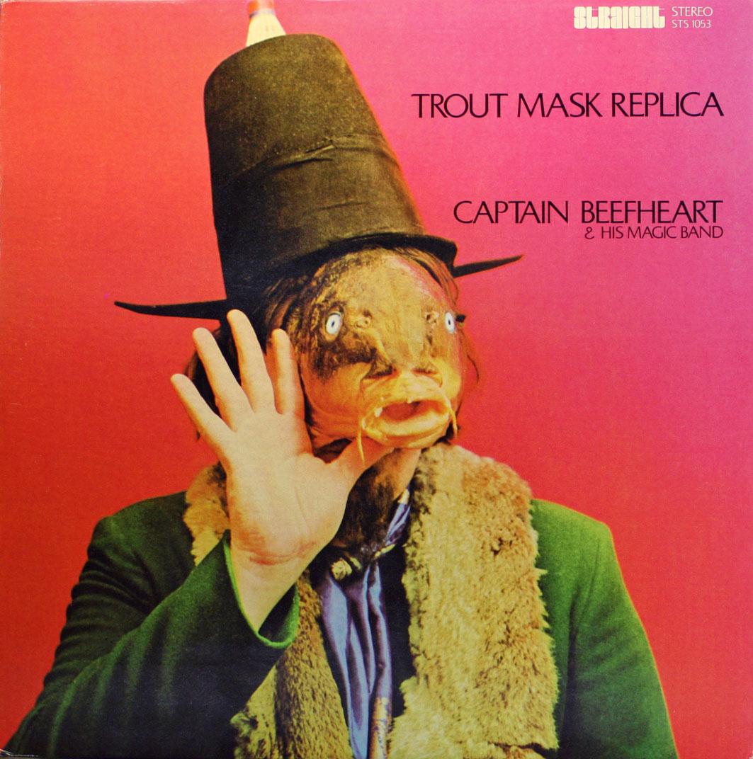 Captain Beefheart And His Magic Band Yellow Brick Road