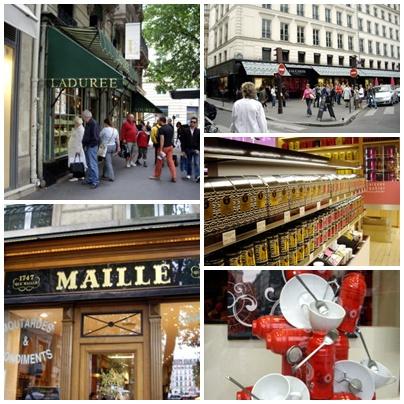 パリの美味しいジャムとマスタード~♪_c0090198_3372965.jpg