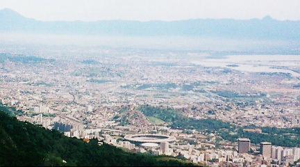 RIO DE JANEIRO 1998   海抜710mより_b0032617_13293780.jpg