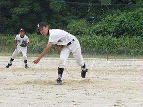 練習試合【中学野球】_d0010630_933428.jpg