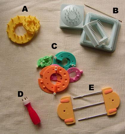 ニッティング・ルーム     Knitting Looms_b0029036_911599.jpg