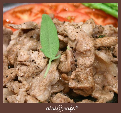 さっぱり♪豚肉のマリネソテー_a0056451_1455343.jpg