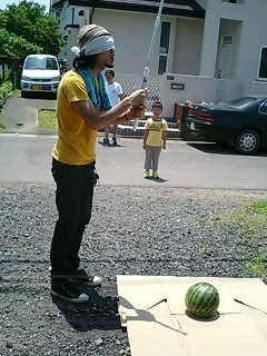 夏☆の蟹マル!!_a0044064_16544542.jpg