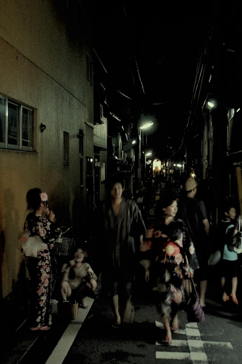 京都 祇園祭 宵山 2_f0021869_1138890.jpg