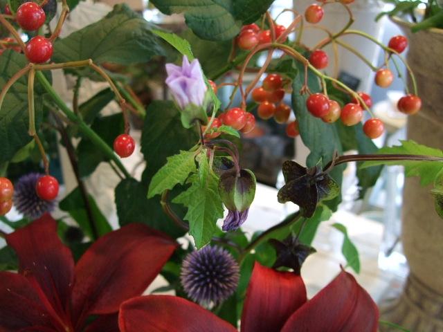 オークリーフ花の教室(阿部さんの作品)_f0049672_14501371.jpg