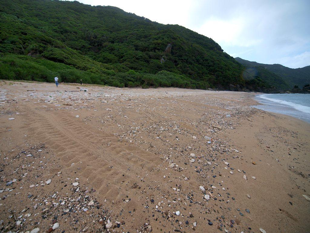 7/15-16 風の与路島〜サンゴの石垣_a0010095_17461623.jpg