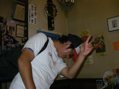 ★RFC夏・飲み会!ラッシーさん歓送会★_e0147297_9371861.jpg