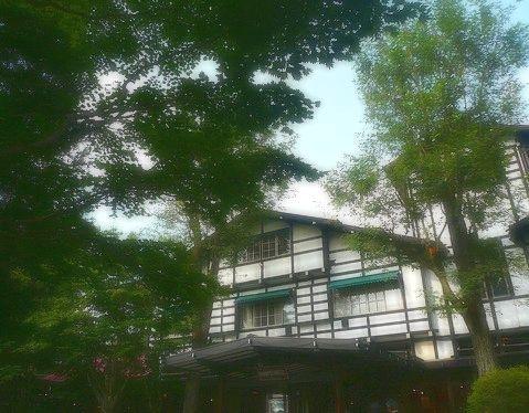 軽井沢 万平ホテル 。..。.゚。*・。♬♪ _a0053662_939384.jpg
