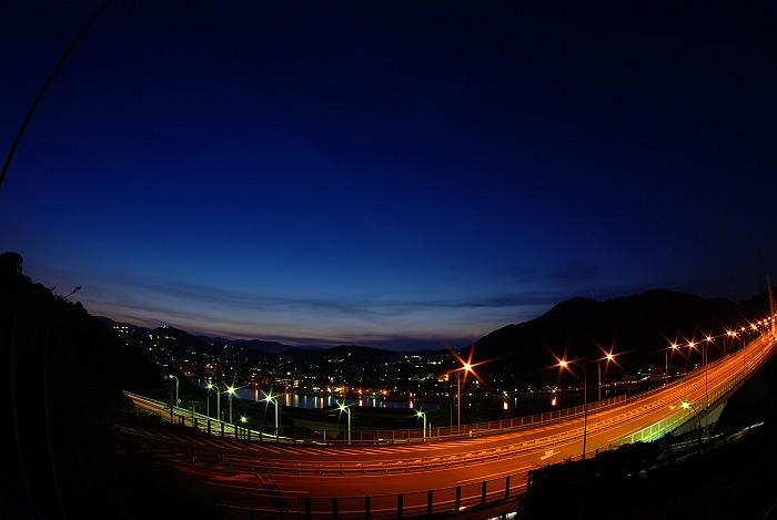 魚眼 新尾道大橋を行く_c0152379_6232732.jpg