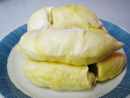 ドリアンの果肉, durian meat
