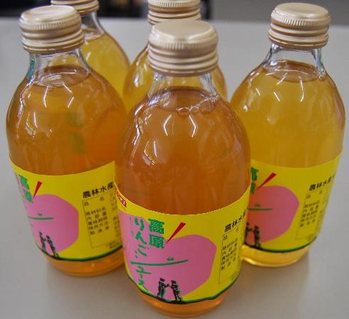 鹿角りんごジュースお手軽版_d0085096_1639544.jpg
