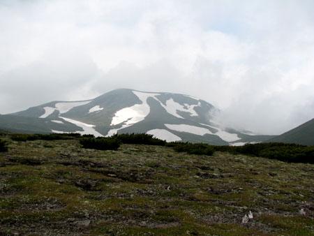 黒岳(大雪山系)登山1_e0048413_17562696.jpg