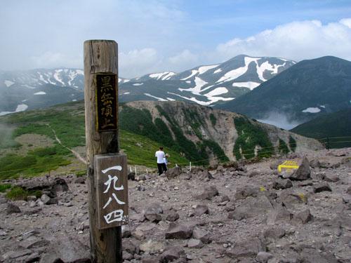 黒岳(大雪山系)登山1_e0048413_1756610.jpg