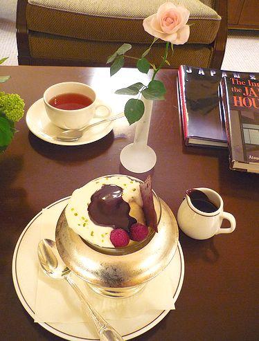 ティーパックの幸せ。。。A Nice Cup of tea ♪ 今夜もeat it*.。♥。*_a0053662_2133282.jpg