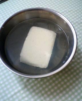 豆腐が出来ました!_b0106766_1815029.jpg