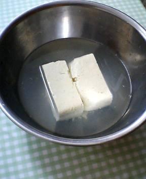 豆腐が出来ました!_b0106766_182351.jpg