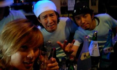 最近の色んな写真。飲みの席での写メがほとんど(笑)_e0146185_2011237.jpg