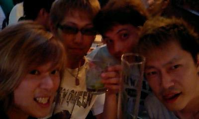 最近の色んな写真。飲みの席での写メがほとんど(笑)_e0146185_205930.jpg