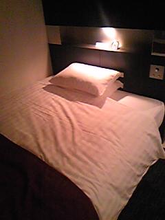 ホテルもグーッ(^O^)_e0002794_1912415.jpg