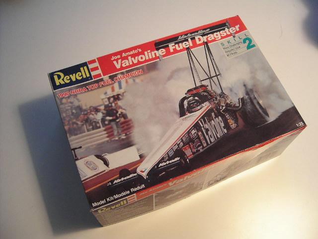 Revell のプラスチックモデル_e0146210_717546.jpg