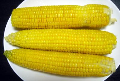 トウモロコシ収穫~~!!!_e0097534_1156436.jpg