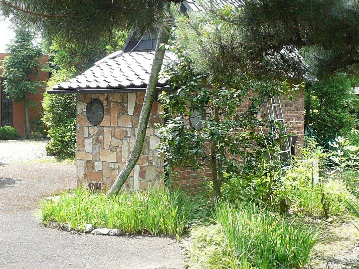 聖ヨゼフ修道院 門の家_c0112559_1613146.jpg