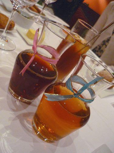 紅茶倶楽部  La Joyeuse  Fête de Thé  d\'été   ♪メゾン ポール・ボキューズ  Ⅰ。。♬♪_a0053662_1855093.jpg