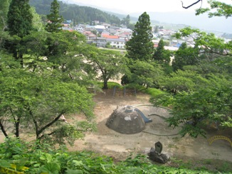 亀ケ城に立ち寄る_a0087378_21592992.jpg