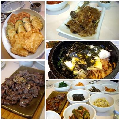 韓国料理とエッフェル塔♪_c0090198_6493865.jpg
