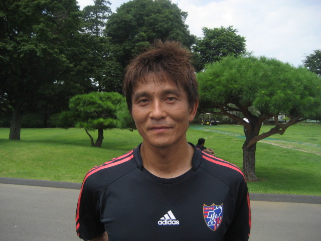 FC東京練習見学会@小平市_b0042308_4473818.jpg