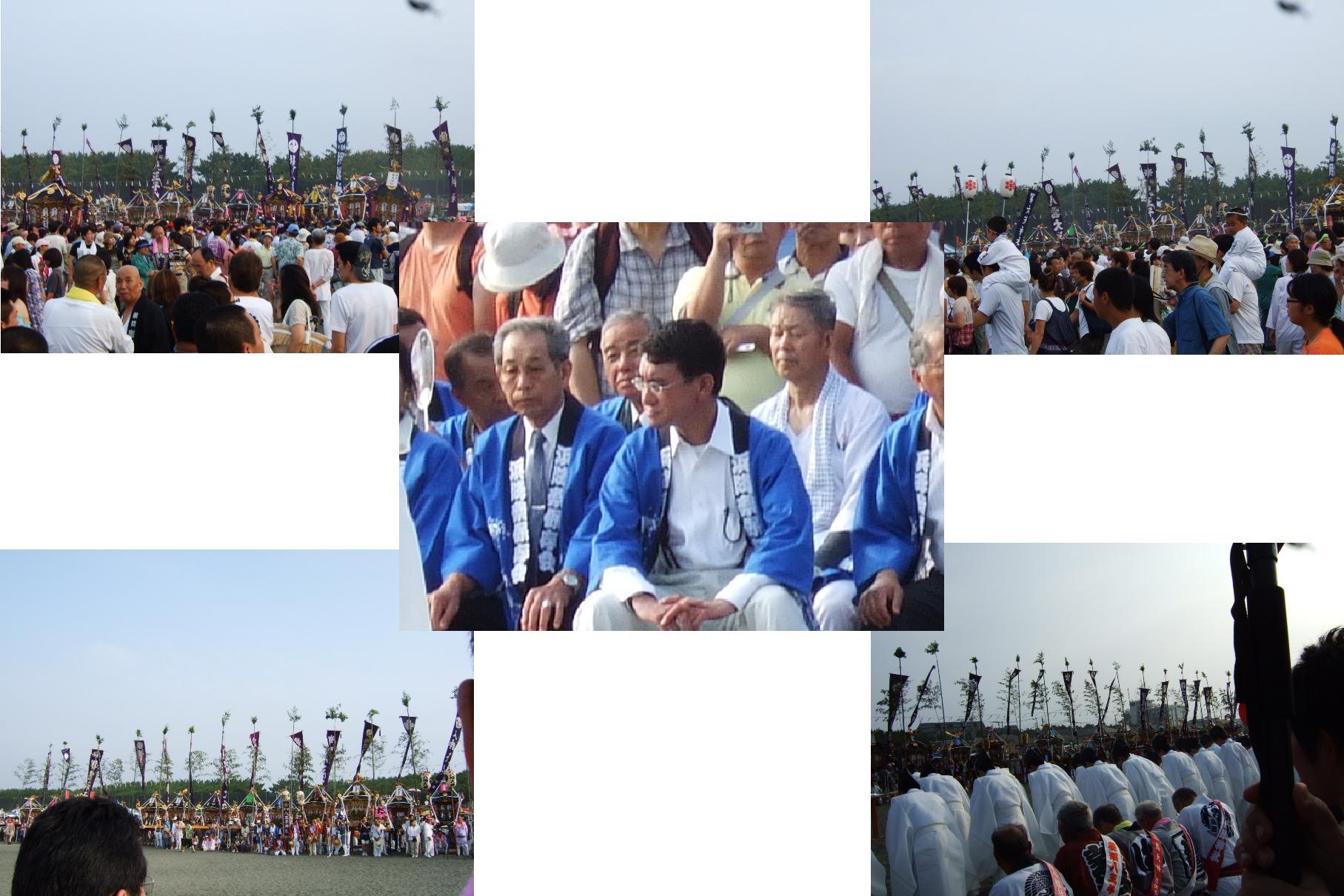 暑い夏は湘南の夏祭り!七夕&浜降祭_b0137932_11133571.jpg