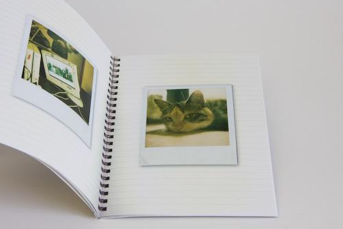 「Thank you Polaroid」 マイン_c0098759_2283516.jpg