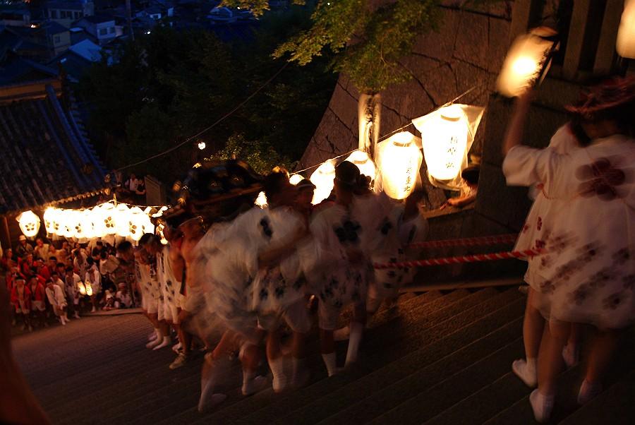 尾道 天神祭り_c0152379_9242313.jpg