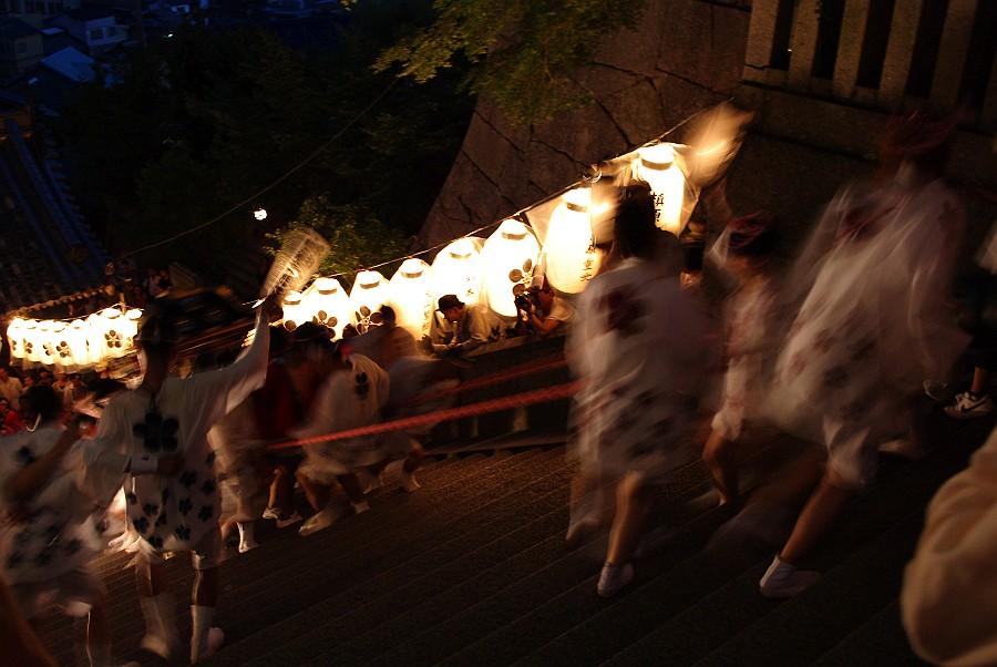 尾道 天神祭り_c0152379_9253186.jpg