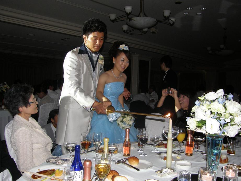 姪の結婚式_c0118393_10554948.jpg