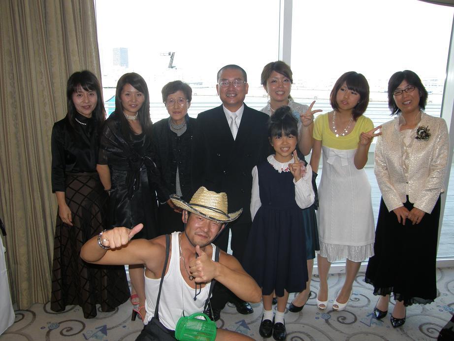 姪の結婚式_c0118393_113221.jpg