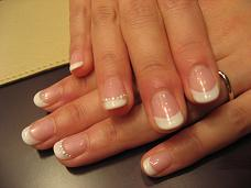 ♪Happy Wedding Nail♪_c0071924_12222691.jpg