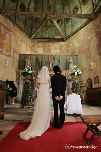 伯爵様の結婚式_c0024345_0101846.jpg